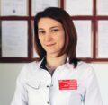 Беркетова Диана Аминовна