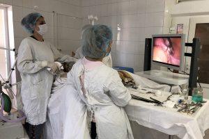 Клинический случай в гинекологическом отделении
