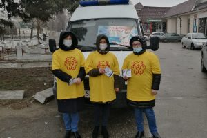 В районе продолжается акция «ММБ за вакцинацию»