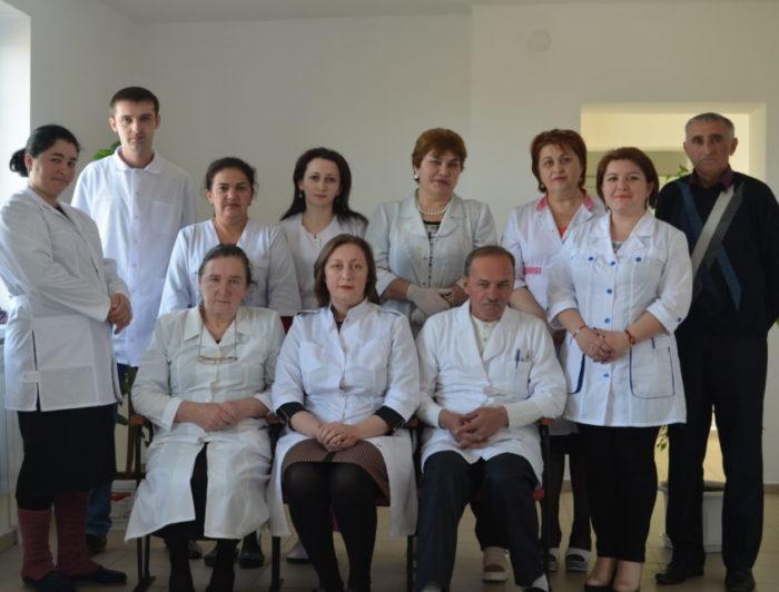 Амбулатория с.п. Урух