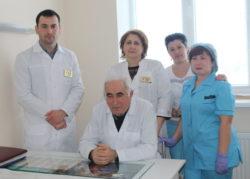 Неврологическое отделение №2 (Лескенское подразделеие)