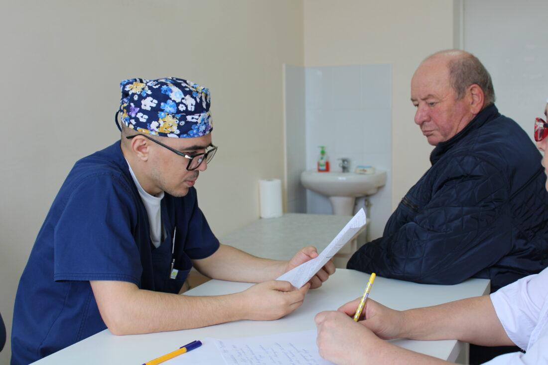 Победим рак вместе. В отделении онкологии прошла акция, приуроченная к Дню борьбы с онкологическими заболеваниями